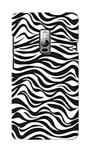 CimaCase Patterned Designer 3D Printed Case Cover For OnePlus Two
