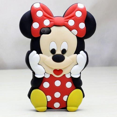 Deco Fairy Branded 3D Cute Cartoon Mouse Soft