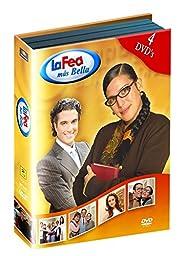 La Fea Mas Bella 4dvds Boxset Reg 1- 4