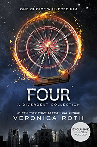 Four: A Divergent Collection (Divergent Series-Collector's Edition) cover
