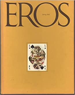 Eros spring 1962 vol 1 no 1 ralph ginzburg amazon com books