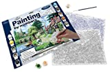 Royal & Langnickel Painting by Numbers Adult Large Art Activity Kit, Duck Feeding