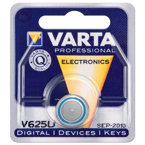 VARTA Lot de 3 Piles bouton V625U