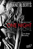 ONE NIGHT (Superstars in Love Series)