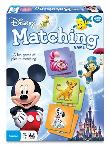 Disney Classic Characters Matching Game JungleDealsBlog.com