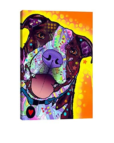 Dean Russo Gallery Daisy Pit Canvas Print