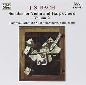 Sonaten für Violine und Cembalo Vol. 2