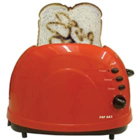 Pop Art Disney Mickey Toaster