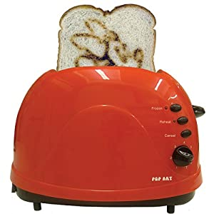 Pop Art Disney Mickey Toaster