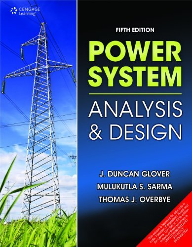 By Glover Mulukutla Power System Analysis and Design (5th Fifth Edition) [Paperback] (Power System Analysis And Design compare prices)