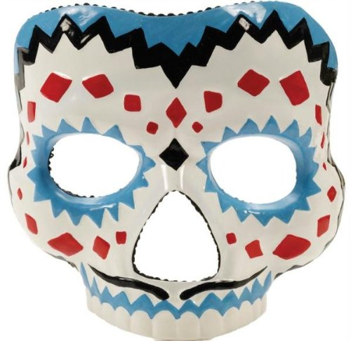 Costumes for all Occasions FM70470 Day Of The Dead Female Mask