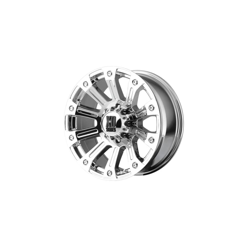 XD Series 441 Ambush Chrome Wheel (18x9/8x165.1mm)