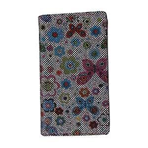 Crystal Kaatz Flip Cover designed for HTC One (E8)