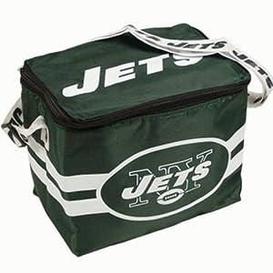 New York Jets NFL Insulated 12 Pack Cooler Bag
