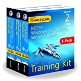 img - for MCITP Windows Server 2008 Server Administrator Training Kit 3-Pack (2nd Edition): Exams 70-640, 70-642, 70-646 (Microsoft Press Training Kit) book / textbook / text book