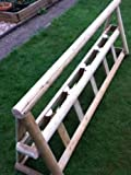 Horse Jumps Cross Country Jump (200cm (L) x 75cm (H) x 40cm (W))