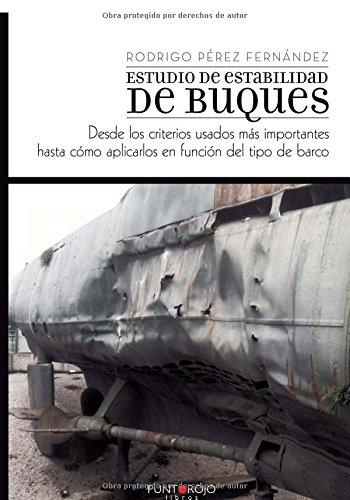 Estudio de estabilidad de buques, desde los criterios usados más importantes hasta cómo aplicarlos en función del tipo de barco