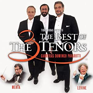 The Best of the Three Tenors from Decca