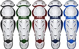 All-Star LGW145S7 System 7 Women's Fastpitch Catcher Leg Guards (14.5 inch)