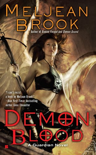 Demon Blood (Guardians #6) by Meljean Brook