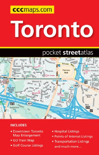 Toronto Pocket Atlas