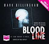 Mark Billingham Blood Line (unabridged audiobook)
