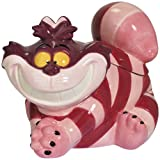 Westland Giftware Cheshire Cat Ceramic Cookie Jar, 8.5-Inch