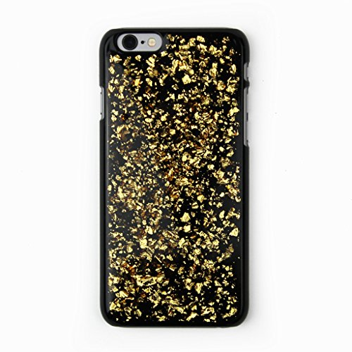 gold-flake-black-iphone-6-6s-case