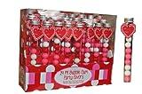 Bubble Gum Valentine Party Favors 24ct