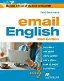 email English 2nd Edition: Includes a new social media section and a phrase bank of useful expressions / Student's Book