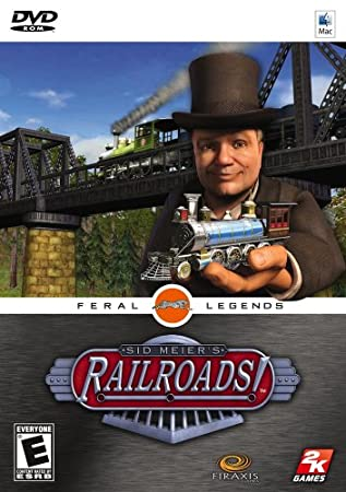 Sid Meier&#39;s Railroads!