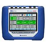 Dranetz HDPQ-X4A550PKG Xplorer Power Analyzer Kit, 100A, 400 Hz