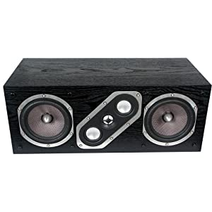 Energy Speaker Systems 72-21168 RC-LCR Center Speaker (Black)