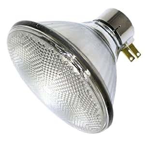 ge lighting 80316 soft white 75 watt par38 light bulb with. Black Bedroom Furniture Sets. Home Design Ideas
