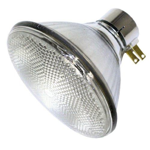 Ge Lighting 80316 Soft White 75-Watt Par38 Light Bulb With Medium Side Prong Base, 1-Pack