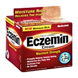 Eczemin Moisture Rich Maximum Strength Medicated Cream