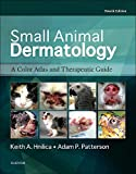 img - for Small Animal Dermatology: A Color Atlas and Therapeutic Guide, 4e book / textbook / text book