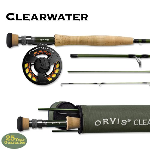 Clearwater 908-4 Fly Rod Outfit