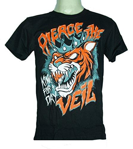 Pierce The Veil (Re per un giorno) taglia S Nuovo. Maglietta 1361