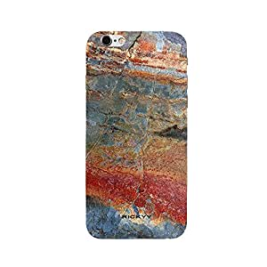 RICKYY _ip6S_1122 Printed matte designer Color Full Tree case for Apple iPhone 6s