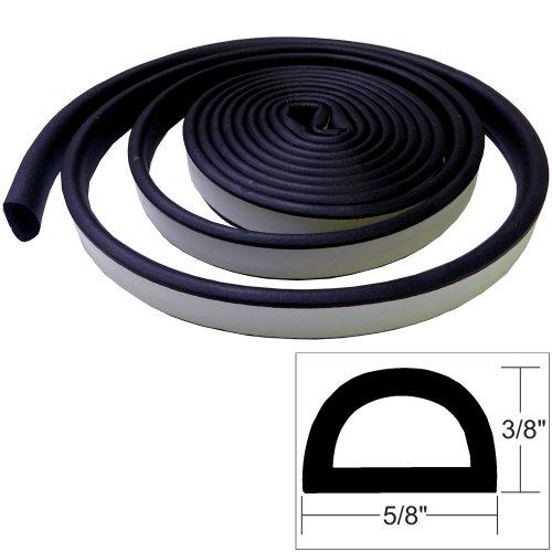 TACO METALS V30-0109B10-1 / TACO Weather Seal - 10'L x ⅜