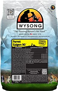 Wysong Epigen 90 Dry Ferret Food