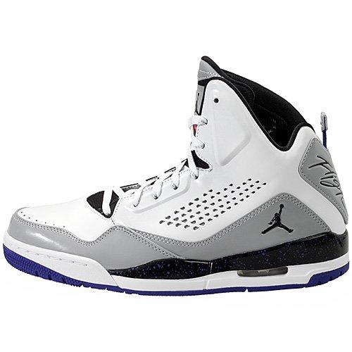 Images for Nike Air Jordan SC-3 Mens Basketball Shoes 629877-153 White 9 M US