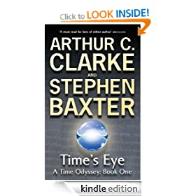Time's Eye: A Time Odyssey Book One: Time's Eye Bk. 1