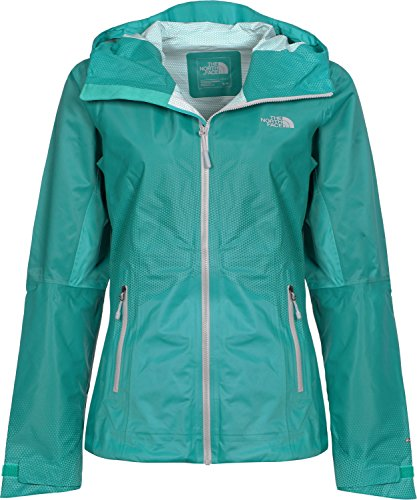 The North Face Fuseform Dot Matrix W Regenjacke green