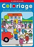 Coloriage Code de la Route 2