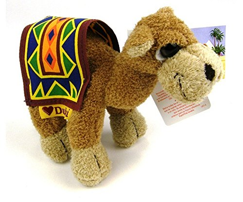 "Oasis the Camel 5 1/2"" Plush by Russ Berrie - 1"