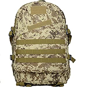 Outdoor Camping Hiking Trekking Bag Military Tactical Backpack Shoulder