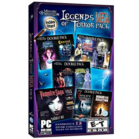 Legends of Terror - 12 Game Mega Pack