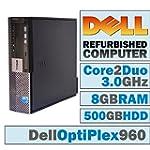 Dell OptiPlex 960 SFF / Core 2 Duo E8...